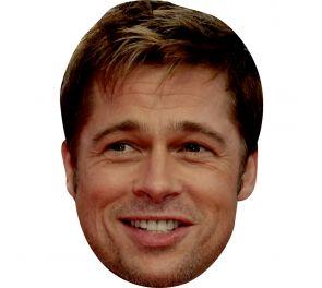 Julkkisnaamari, Brad Pitt