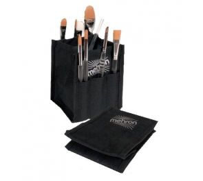 Mehron Water & Brush Holder