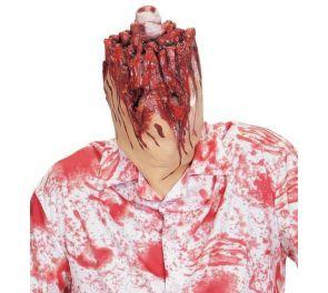 Katkaistu kaula -naamari