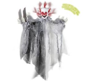 klovni-koriste halloweeniin