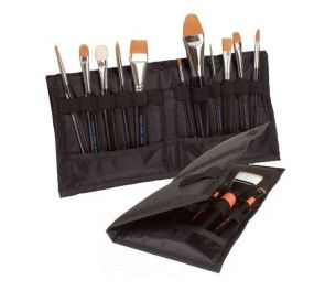 Mehron Nylon Brush Holder