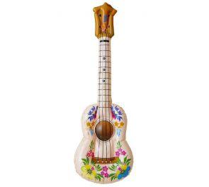 Puhallettava Havaiji-kitara