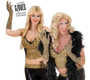 Leopardihansikkaat