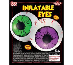 Puhallettavat silmämuna