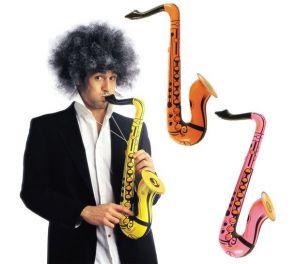 Puhallettava saksofoni
