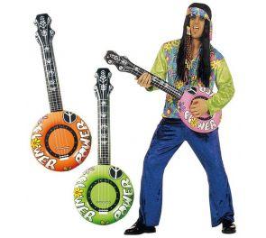 Puhallettava banjo