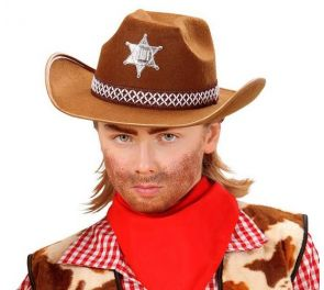 Sheriffin hattu lapsille