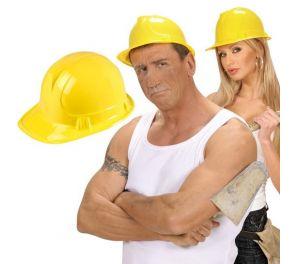 Rakennusmiehen kypärä