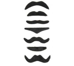 Moustache-viiksisetti