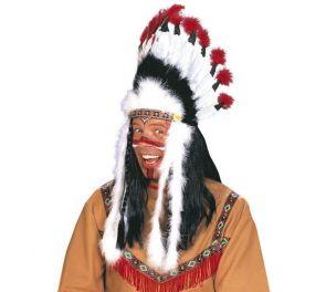 Sitting Bull -intiaanipäähine