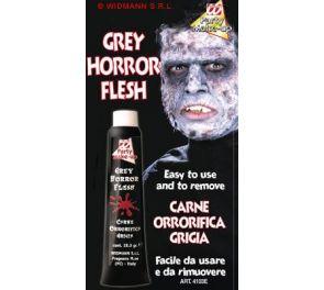 Horror Skin, harmaa