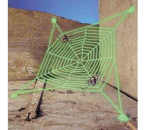Hämähäkinseitti halloween-koristeeksi