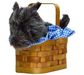 Puppy Basket -laukku