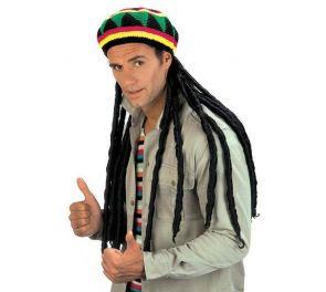 Reggae-baskeri rastoilla