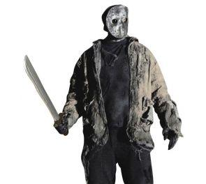 Jason-naamari ja machete