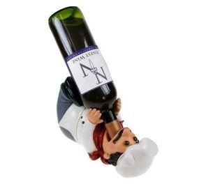 Chef-viinipulloteline