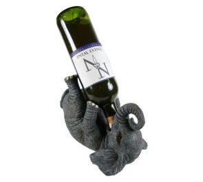 Elephant-viinipulloteline