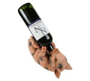 Pig-viinipulloteline