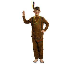 Intiaanipoika Mohawk