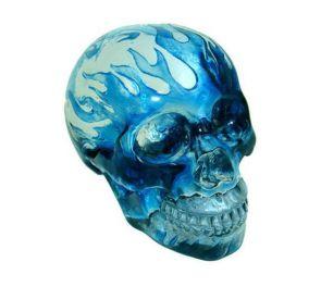 Koriste-esine Cold Flame Skull