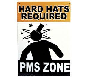 PMS zone -peltikyltti
