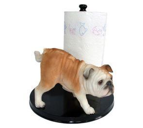 Bulldog-talouspaperiteline