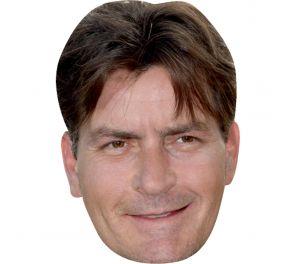 Julkkisnaamari, Charlie Sheen