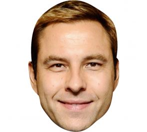 Julkkisnaamari, David Walliams