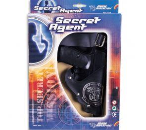 Asesetti salaiselle agentille