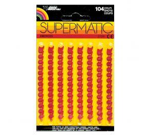 Supermatic-nalli, 104 kpl