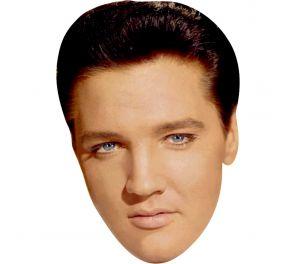 Julkkisnaamari, Elvis Presley