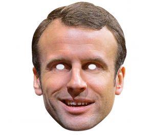 Emmanuel Macron -julkkisnaamari