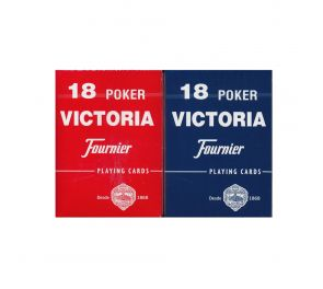 Fournier® Nº 18 Victoria -pelikortit