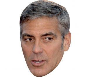 Julkkisnaamari, George Clooney