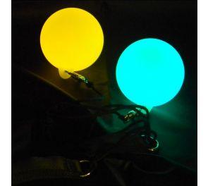 Oddballs LED Glow Poi, 2 kpl - FADE