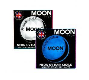 Moon Glow UV-hiusliitu