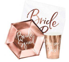 Bride-kattaustarvikkeet