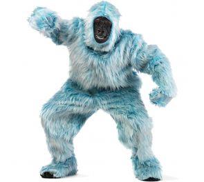 Vaaleansininen Gorilla