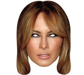 Melania Trump -julkkisnaamari