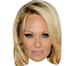 Julkkisnaamari, Pamela Anderson