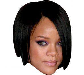 Julkkisnaamari, Rihanna