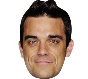 Julkkisnaamari, Robbie Williams