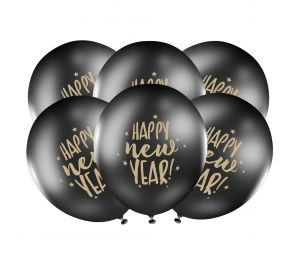 Happy New Year -ilmapallot