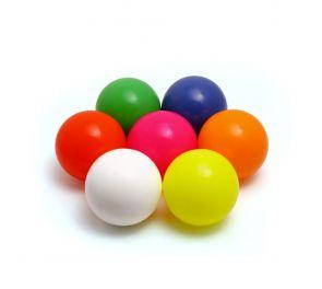 Värikkäät jongleerauspallot