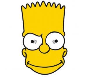 Bart Simpson -julkkisnaamari