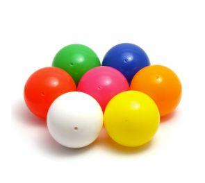 Värikkäät jonglöörauspallot