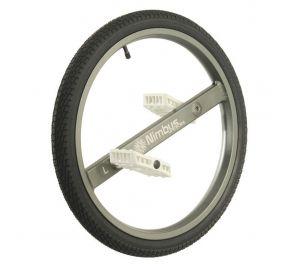 Nimbus Aluminium Ultimate Wheel - yksipyöräinen