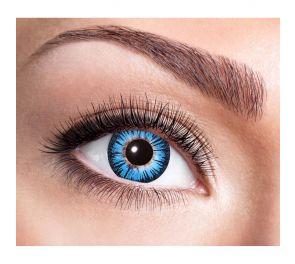Big Eyes Blue -piilolinssit, yksi pari