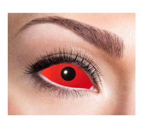 Sclera Piilolinssit, Red Eye