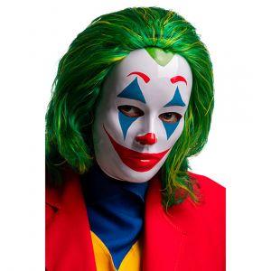 Muovinen naamari jokerille